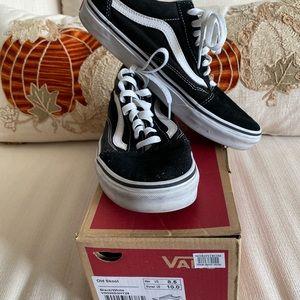 Vans Old Skool Sneakers - Black/White